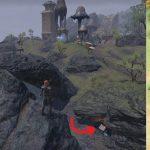 Shrine of Valor TESO Morrowind Location