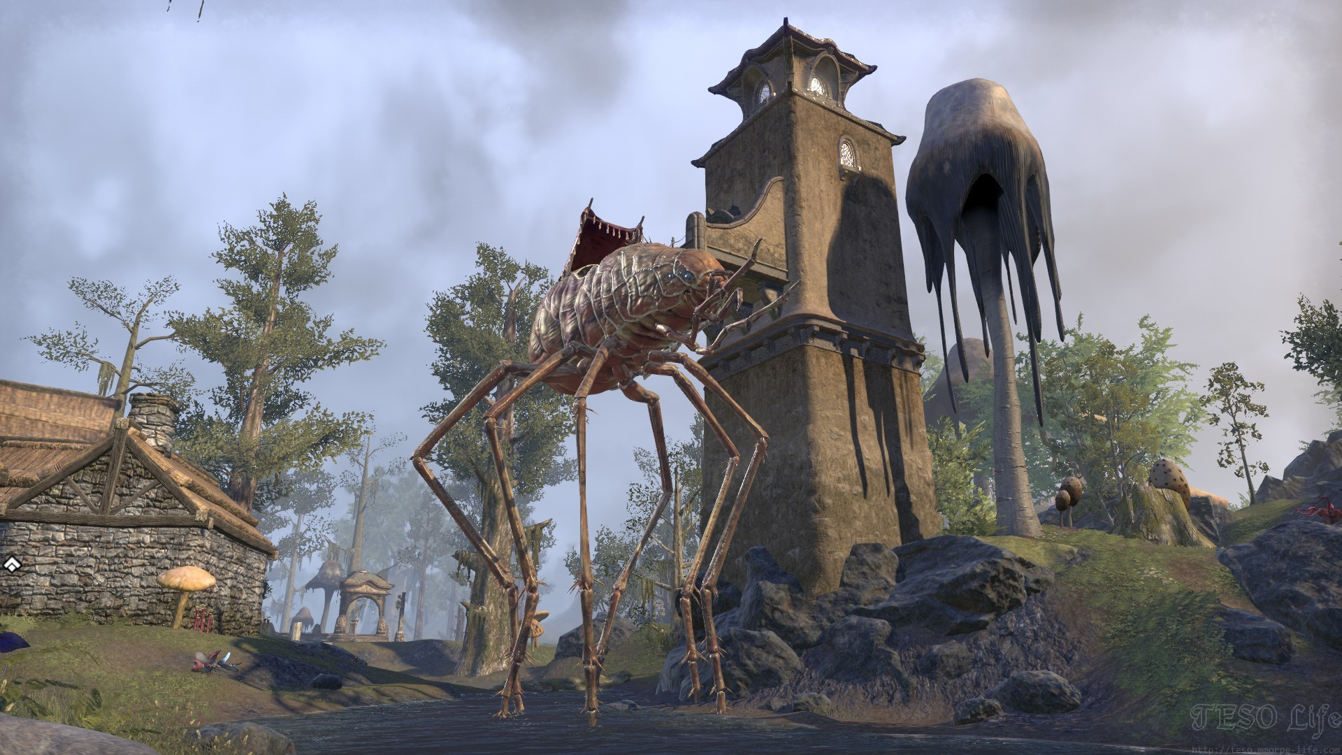 Silt Striders Caravaner Achievement Trophy ESO Morrowind
