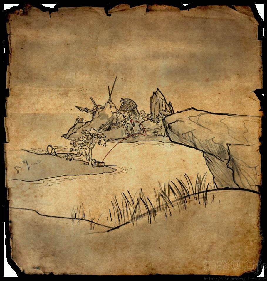 Treasure Map 3 Vvardenfell Photo ESO Morrowind