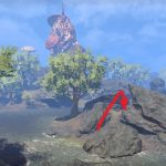 Treasure Map II Dig Spot Vvardenfell ESO Morrowind