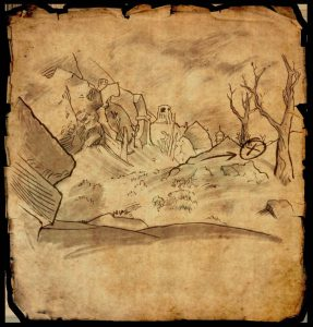 Treasure Vvardenfell Map 5 Photo ESO Morrowind