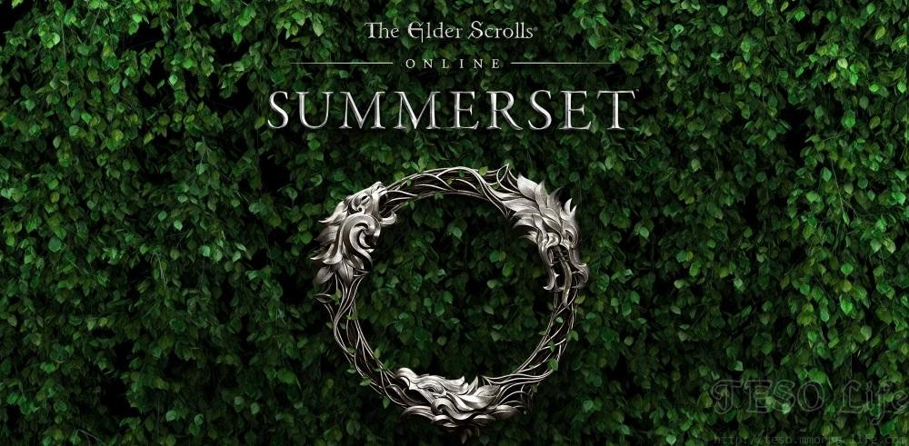 eso summerset announced