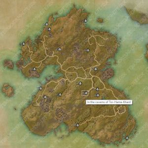 eso summerset skyshard locations map released