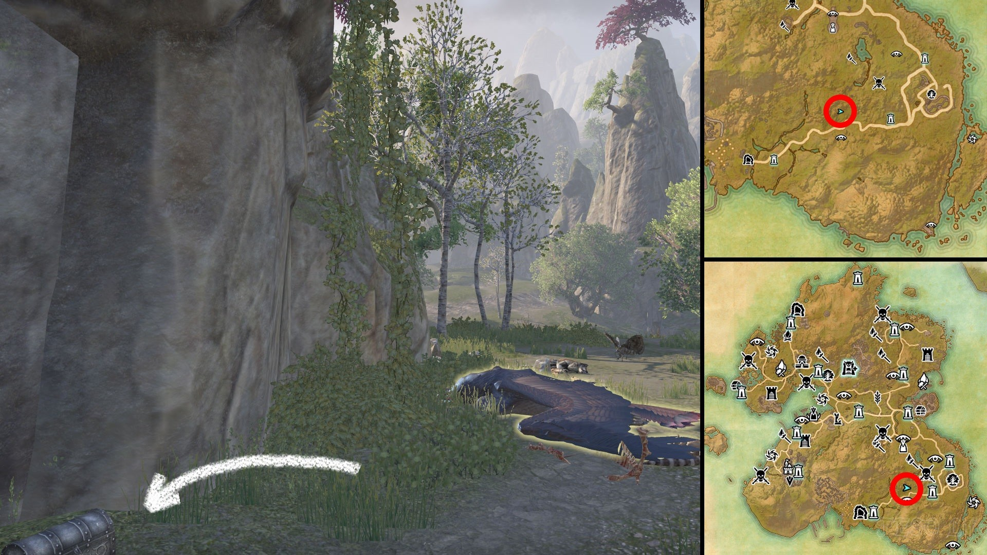 ESO Ever Filling Chalice Summerset Relic Location