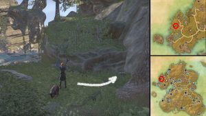 ESO Sticky Fingered Lute Relic Location Summerset
