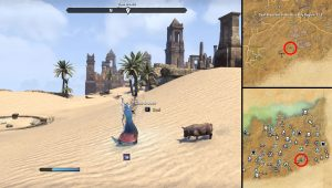 ESO Summerset Alik'r Desert Time Breach Seal Locations