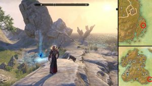 ESO Summerset Isle Seal Time Breach Psijic's Calling