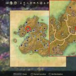 summerset ce treasure map tower forest