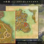 summerset isles treasure map locations