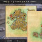 summerset treasure map coast mushroom