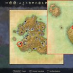 summerset treasure maps alinor coast