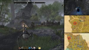 ESO A Breach Amid the Trees Valenwood Seal Breach Locations