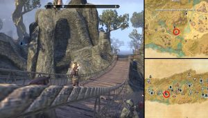 ESO Black Marsh Deshaan Seal Breach Locations Time for Mud and Mushrooms