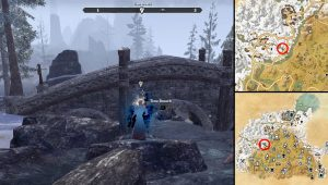 ESO Breaches of Frost and Fire Quest Eastmarch Breach Locations