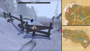 ESO Breaches of Frost and Fire Quest Rift Time Breach Locations