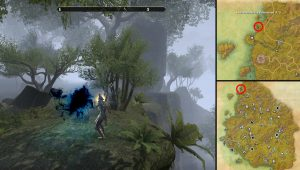 ESO Greenshade Seal Breach Location Psijic Order Skill Line