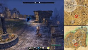ESO Rivenspire Psijic Map and Time Breach Locations