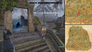 ESO Time for Mud and Mushrooms Shadowfen Seal Breach Locations