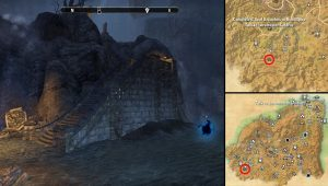 TESO Psijic Rivenspire Time Breach Location to Seal