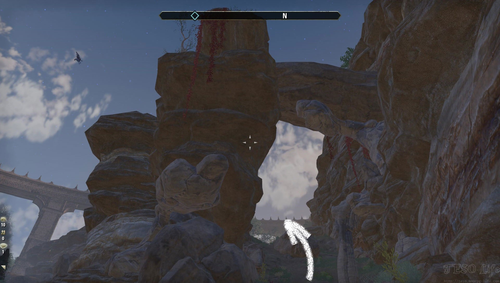 ESO Elsweyr Treasure CE Map III Picture Clue