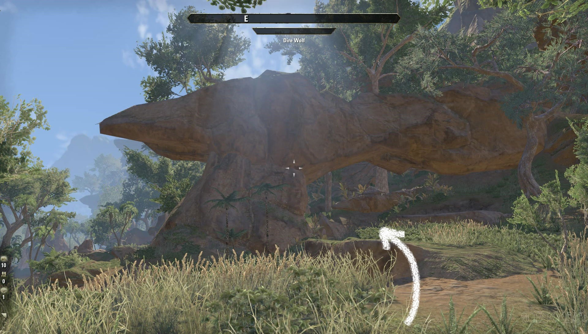 ESO Northern Elsweyr Treasure Map 4 Picture Clue Spot