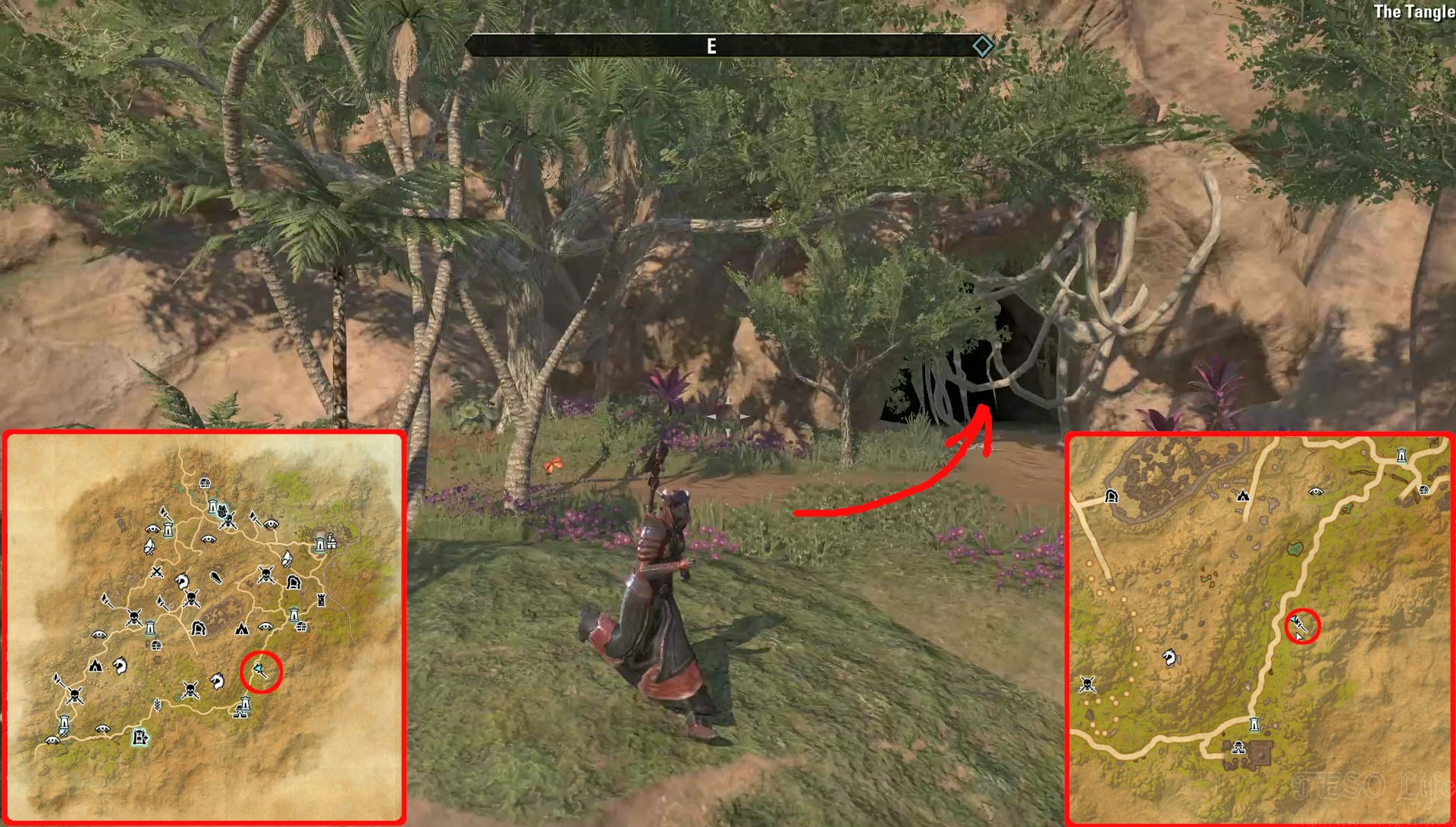 eso bruk'ra fragment location