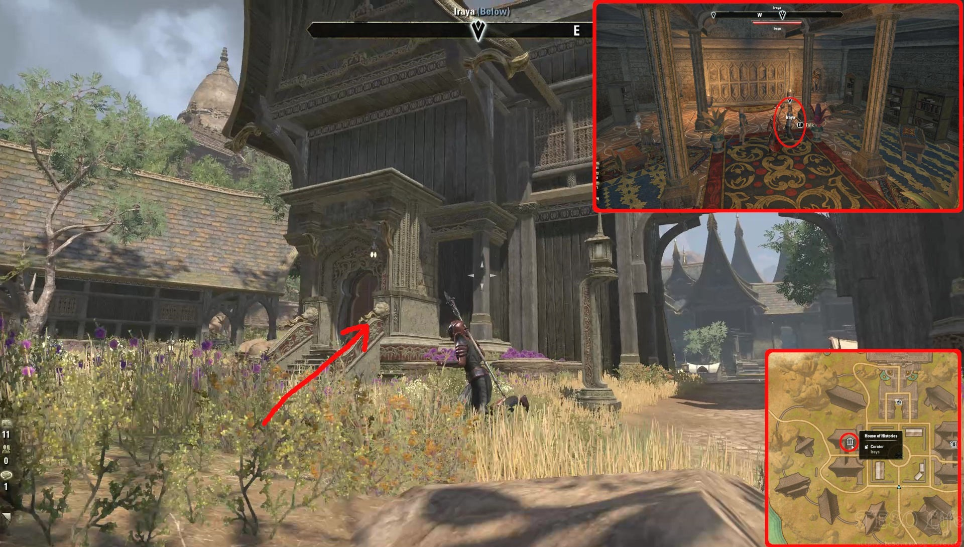 eso mural fragment locations