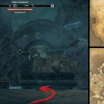 ESO Blackreach CE Treasure Map 2 Location