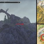 Western Skyrim 3 Treasure Map Location TESO
