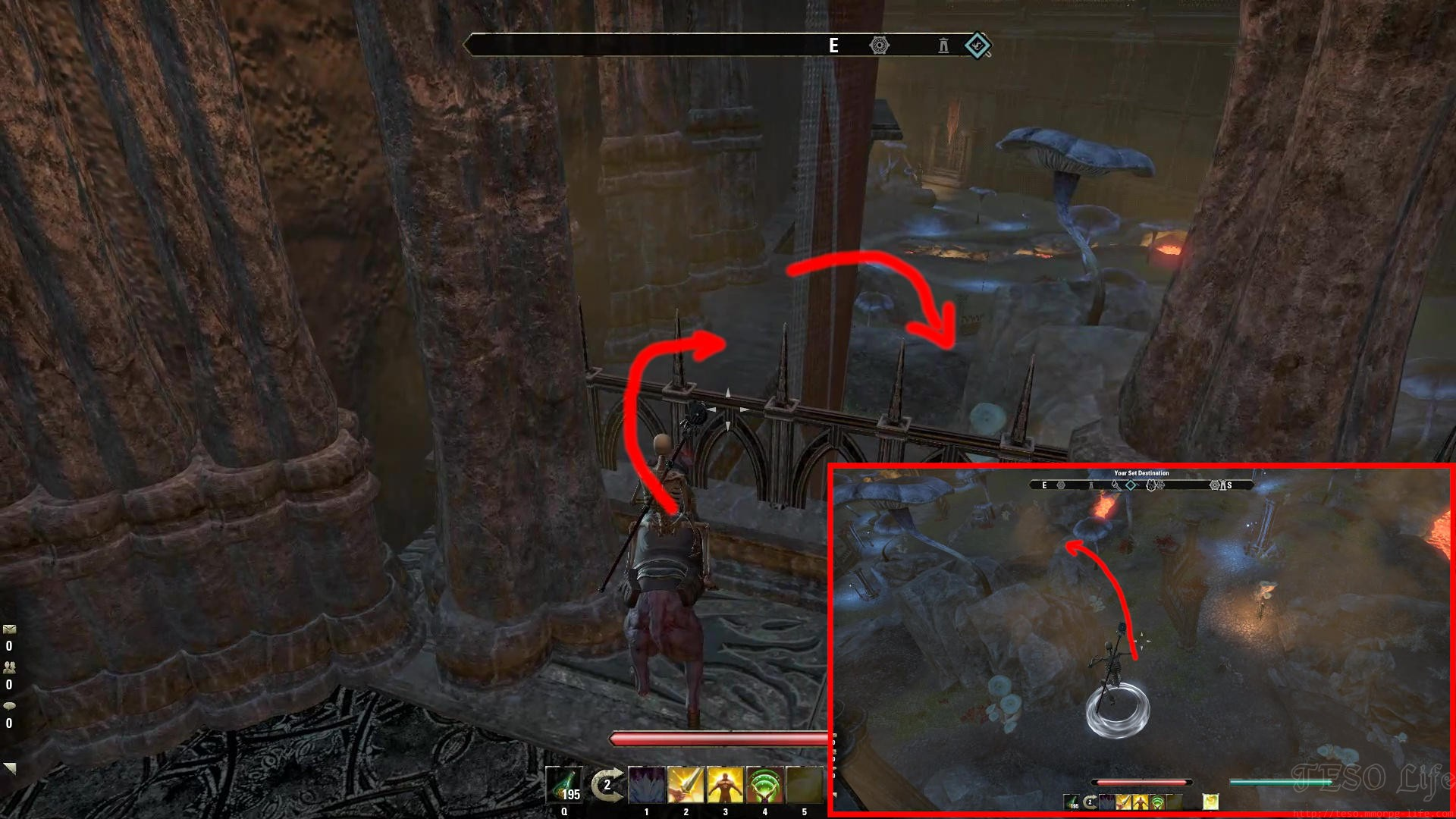 eso chime of the endless instrumental triumph