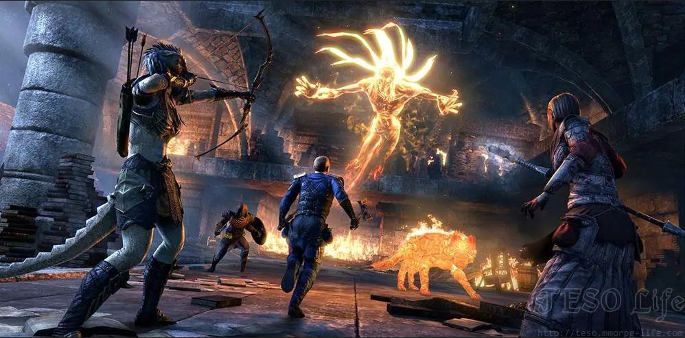 eso flames of ambition dlc release date