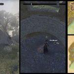 ESO Blackwood CE Treasure Map I Fallen Tower
